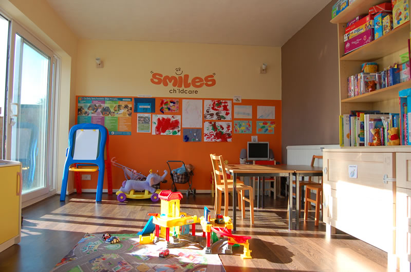 Smiles Childcare Professional Childminding Services With